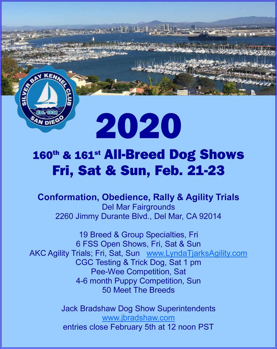 Akc Dog Show 2020.Silver Bay Kennel Club